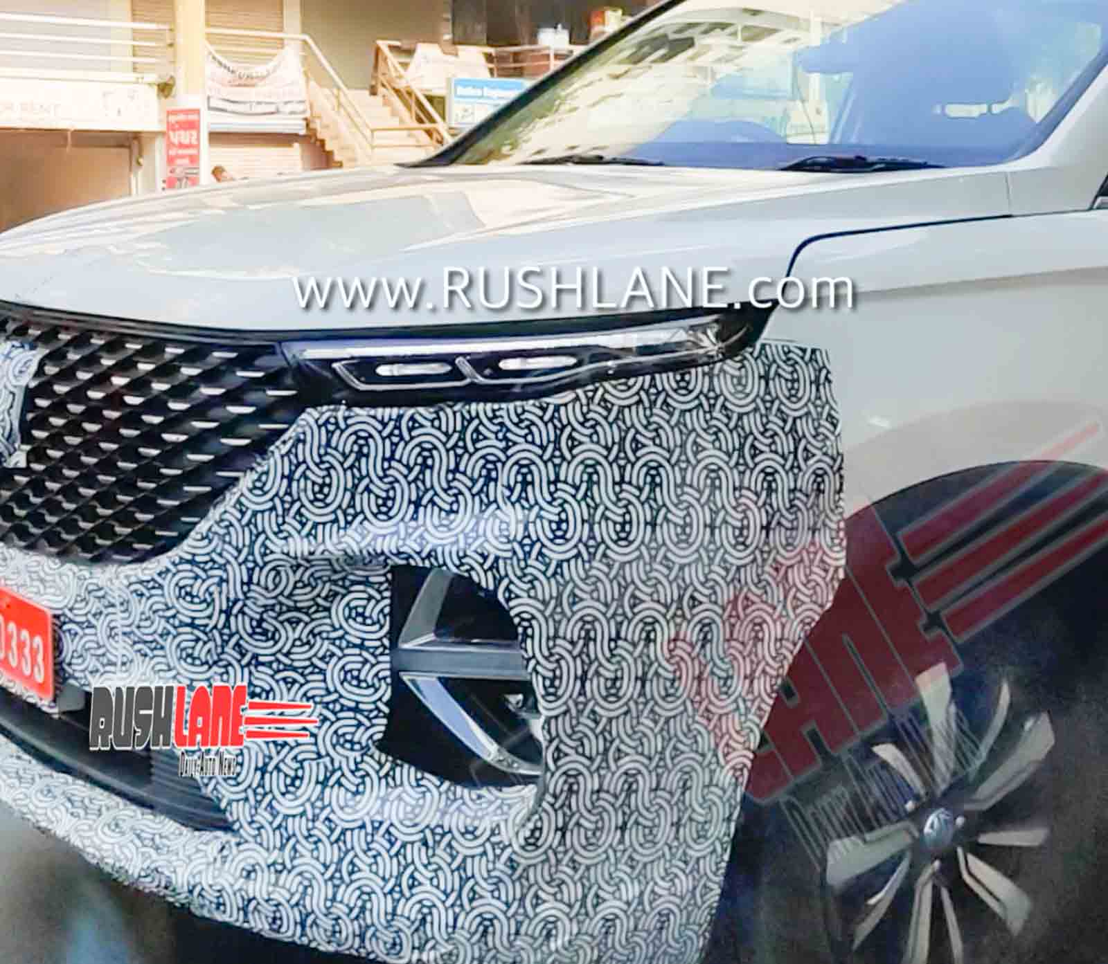 MG Hector 6 seater