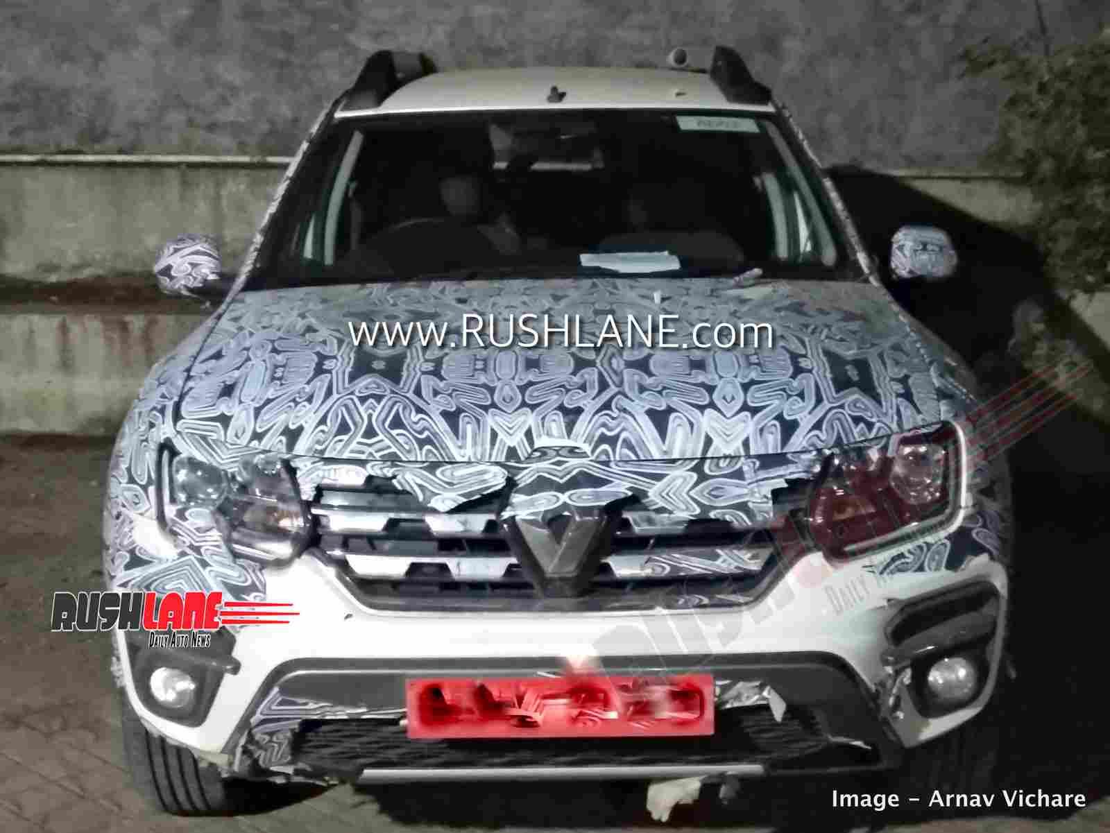 Renault Duster BS6