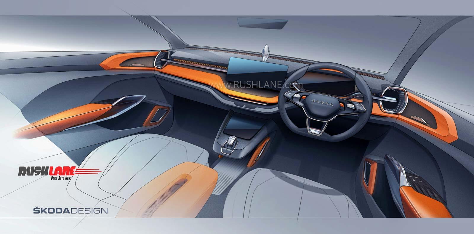 2020 Skoda Vision IN SUV