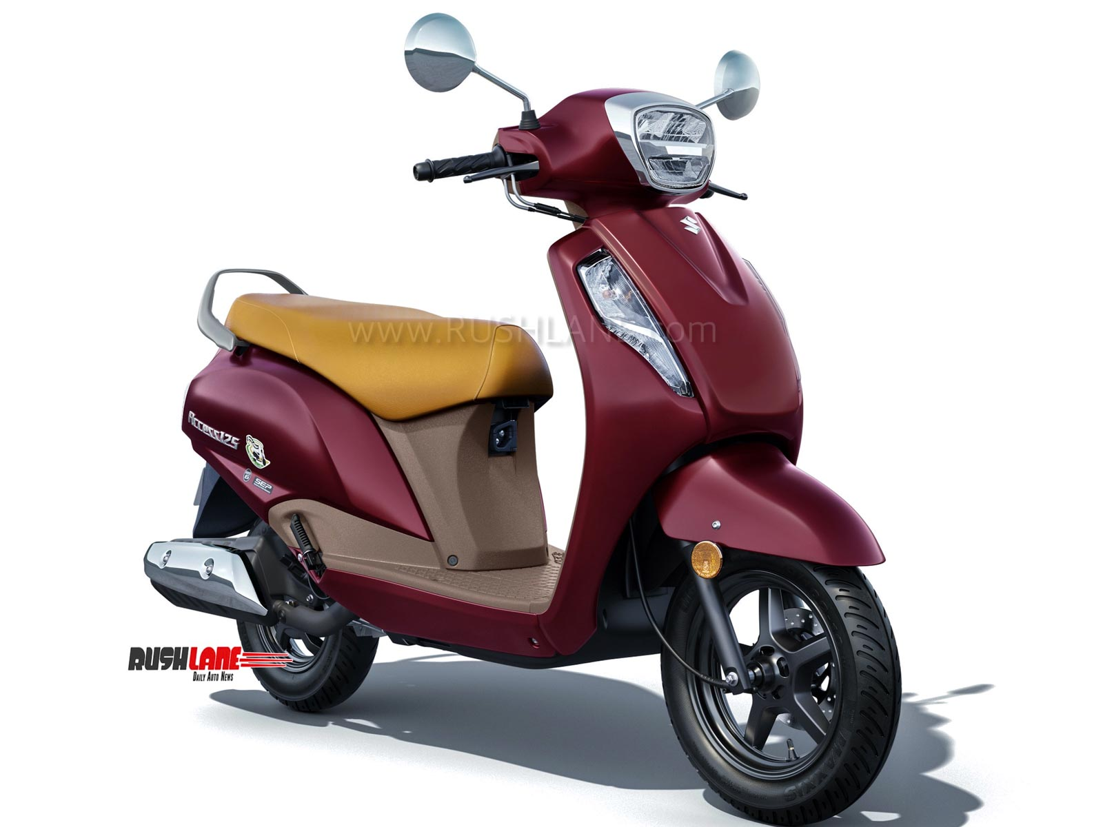 2020 Suzuki Access 125 BS6 launch