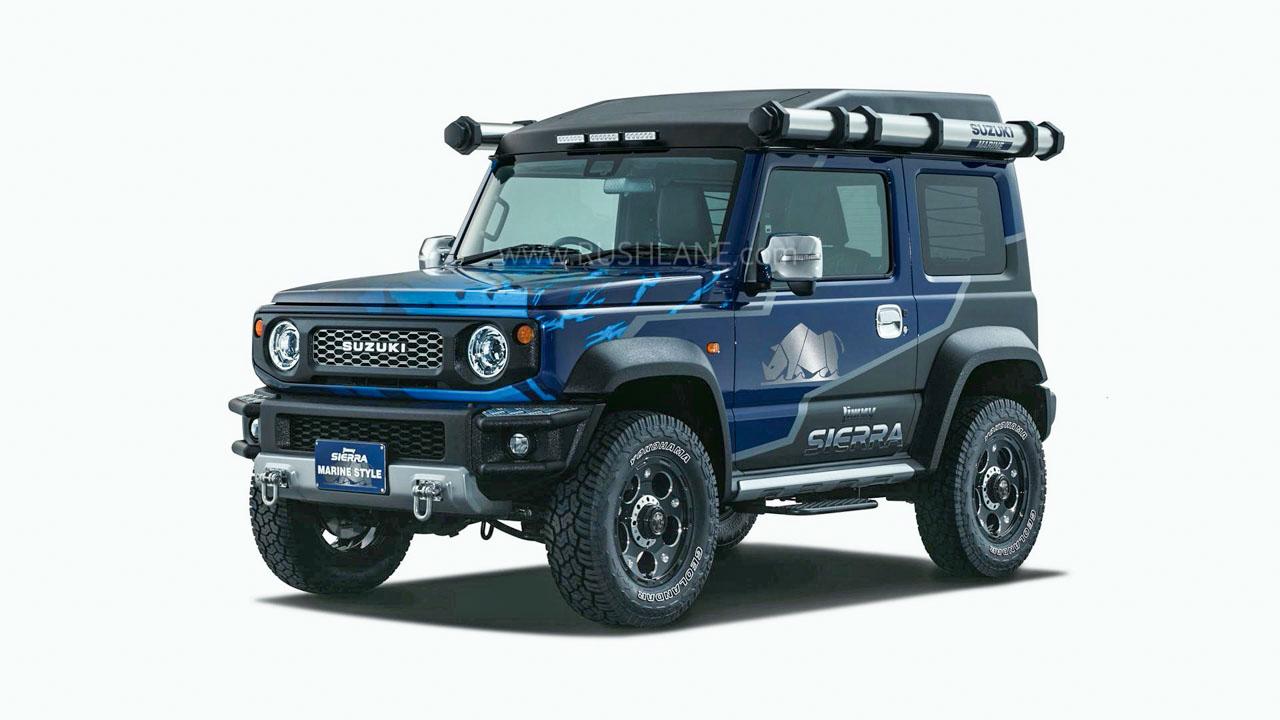 Suzuki Jimny Concept