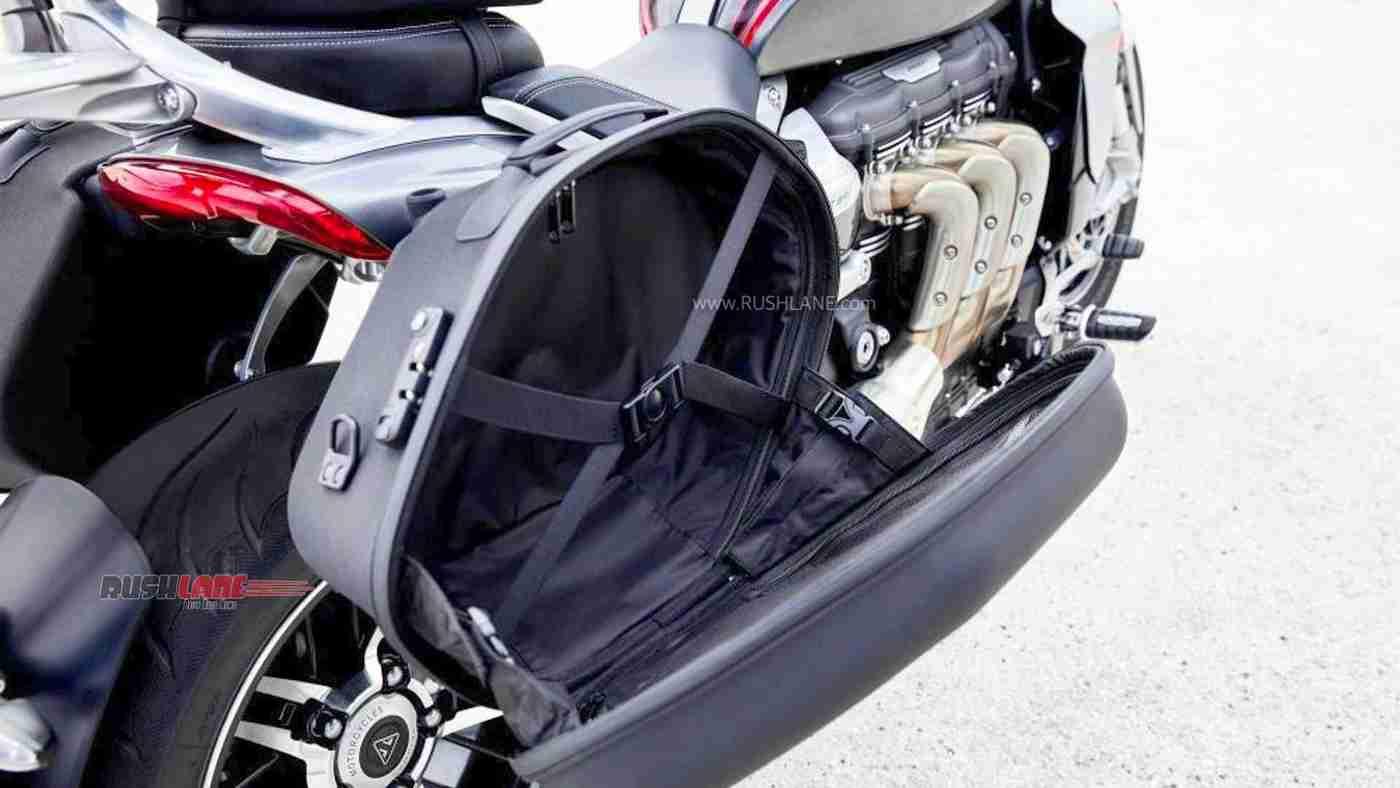 Triumph Rocket 3 Launch Price Rs 18 L 2500cc 167 Ps 221 Nm