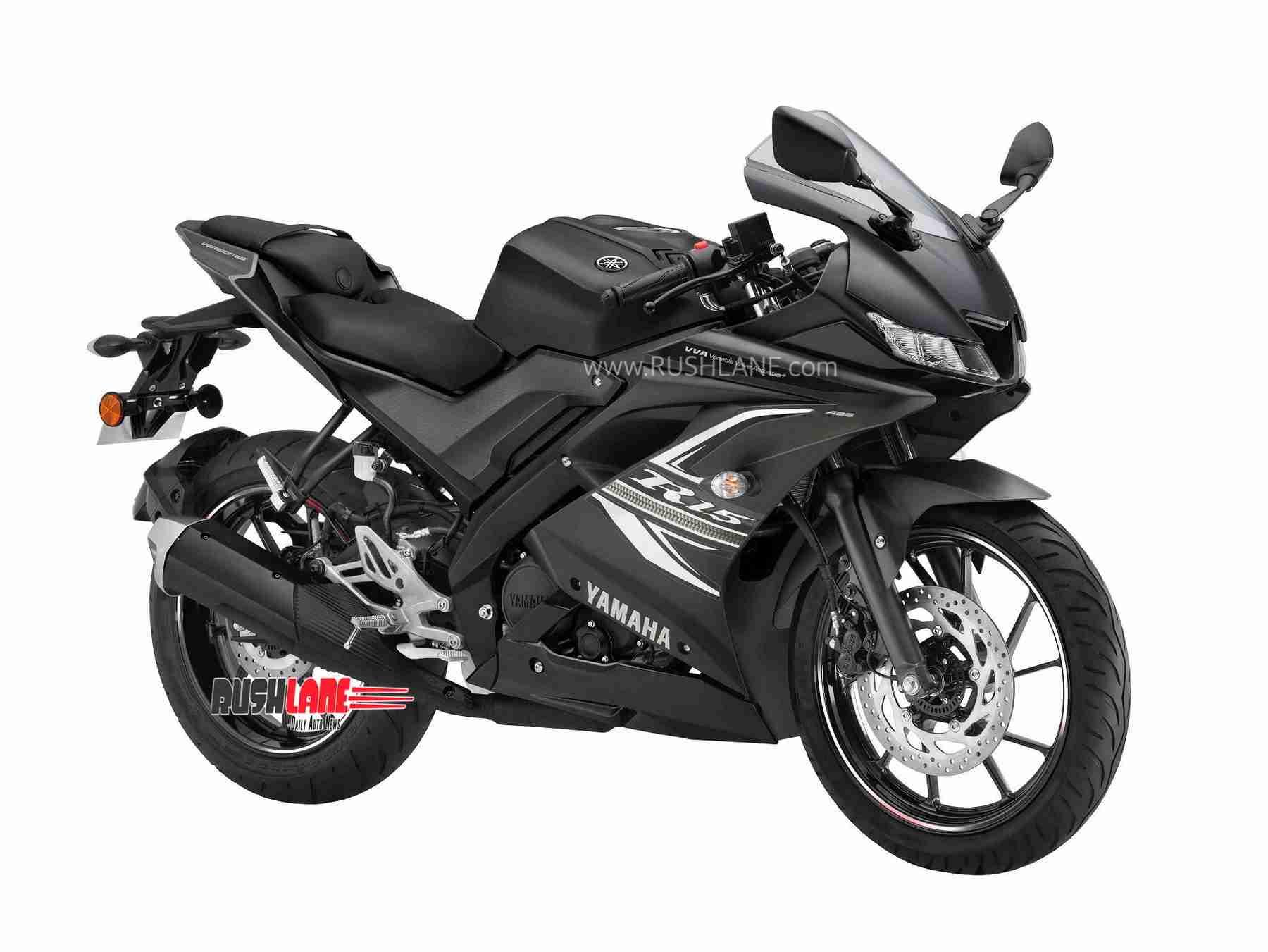 Yamaha R15 BS6 launch price