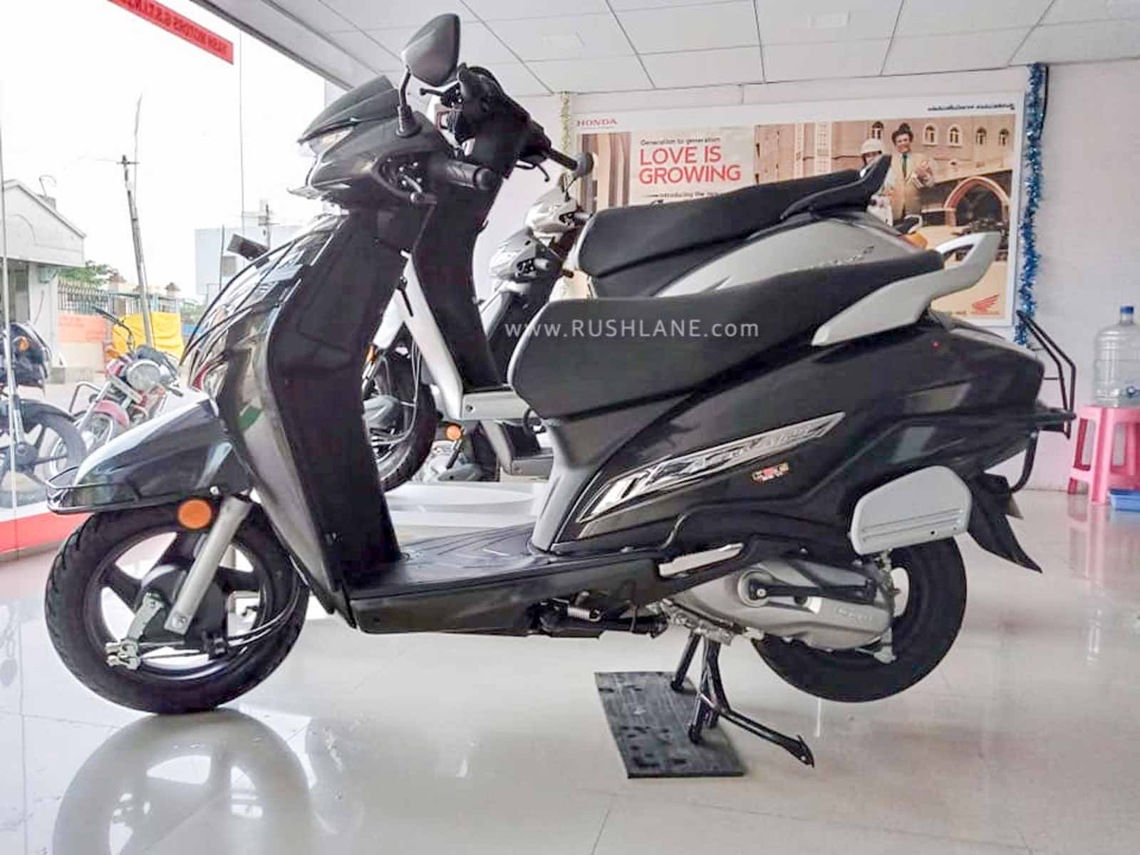 Honda Activa BS6 sales record