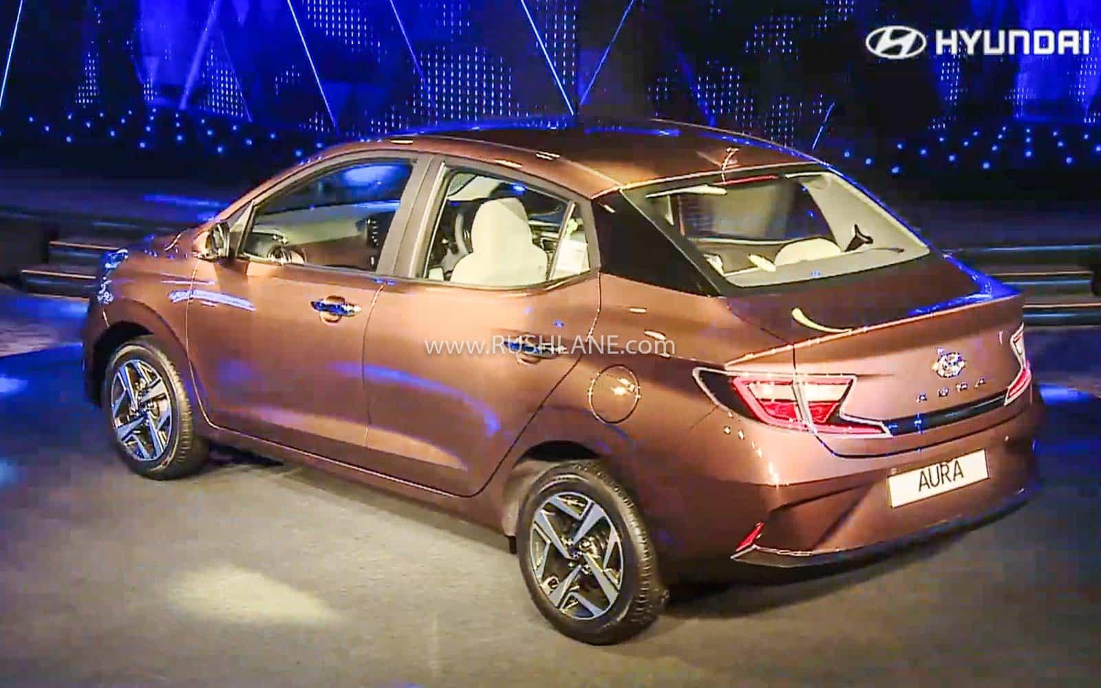 Hyundai Aura launch price