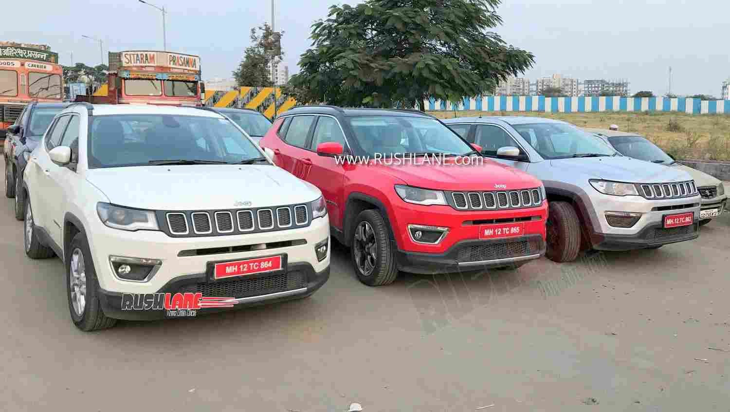 Jeep Compass BS6