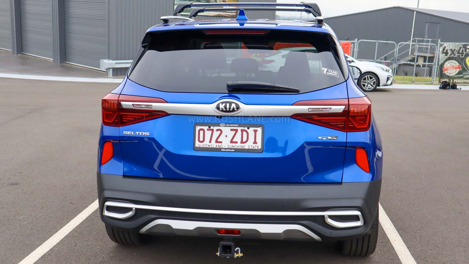 Kia Seltos electric launch