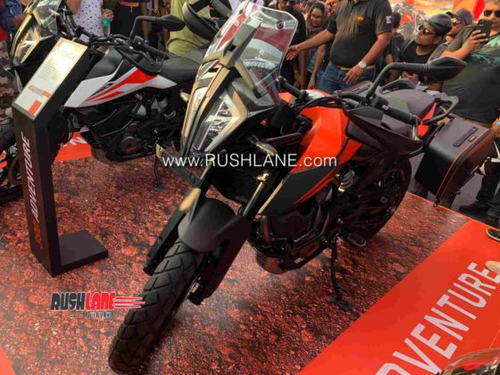 KTM 390 Adventure India launch