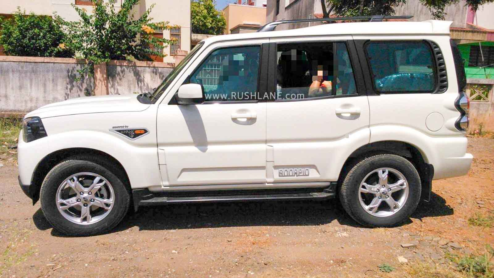 Mahindra Scorpio stolen, recovered