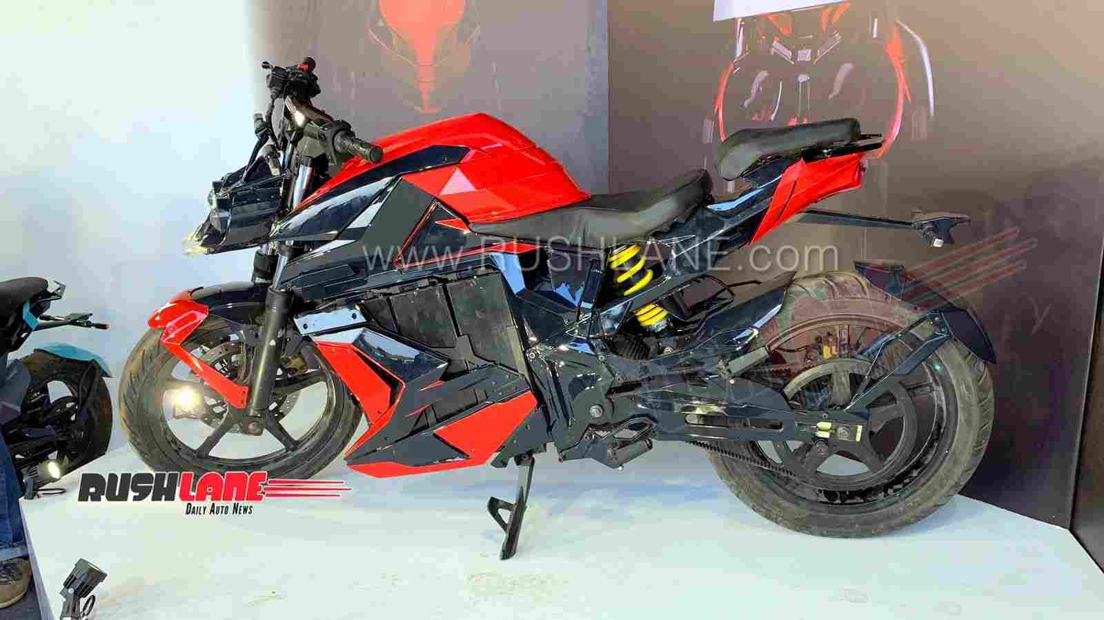 Mantis electric bike IBW 2019