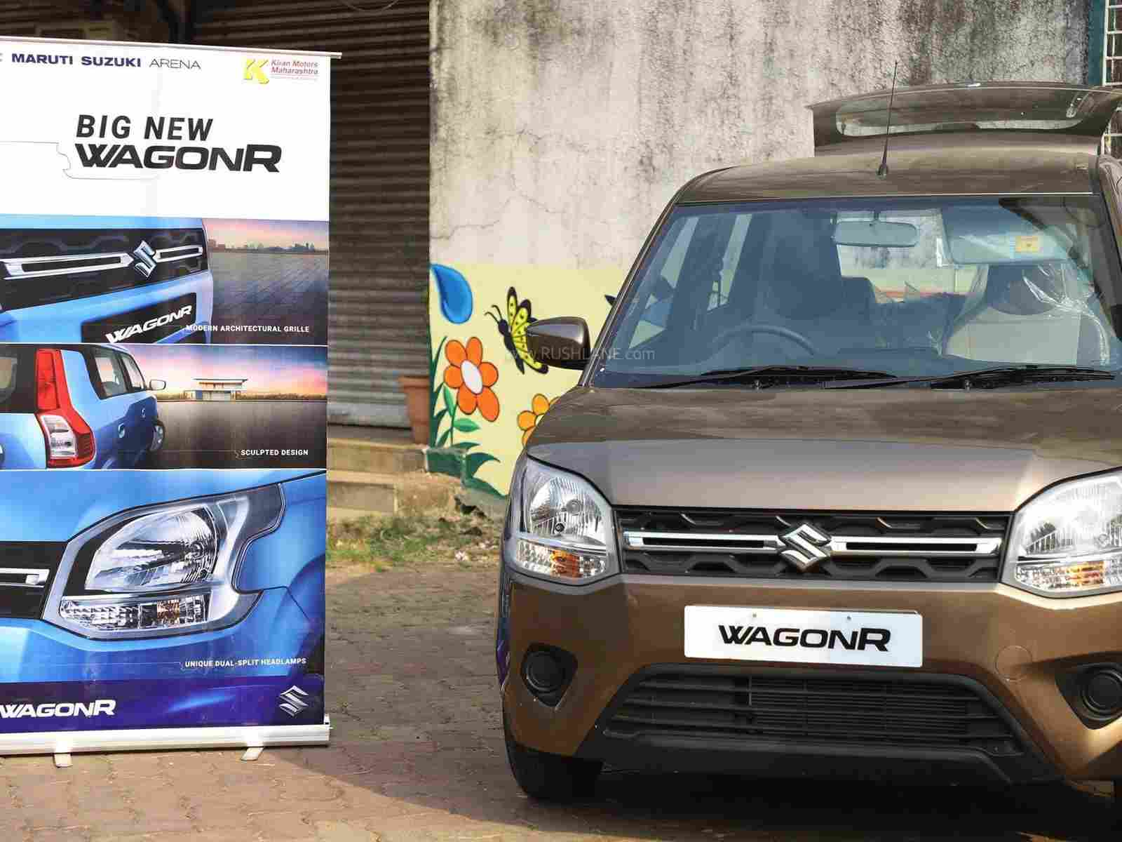 Maruti WagonR discounts