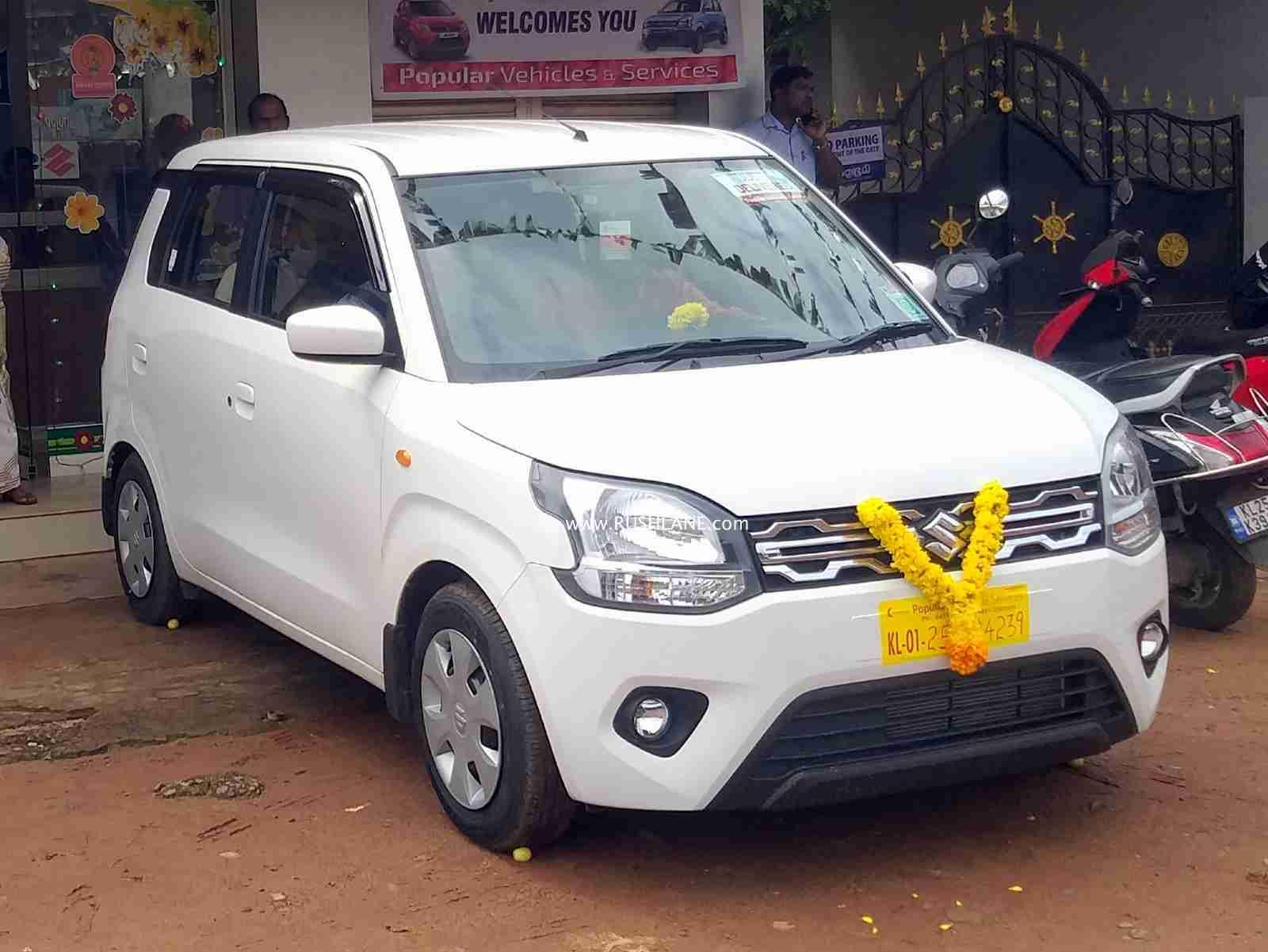 Maruti WagonR 2020 price