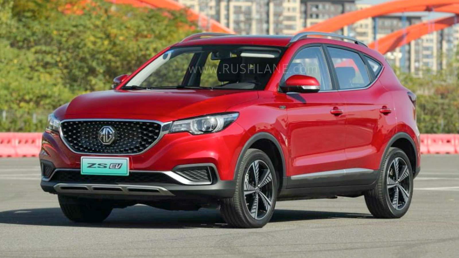 MG ZS electric SUV India launch