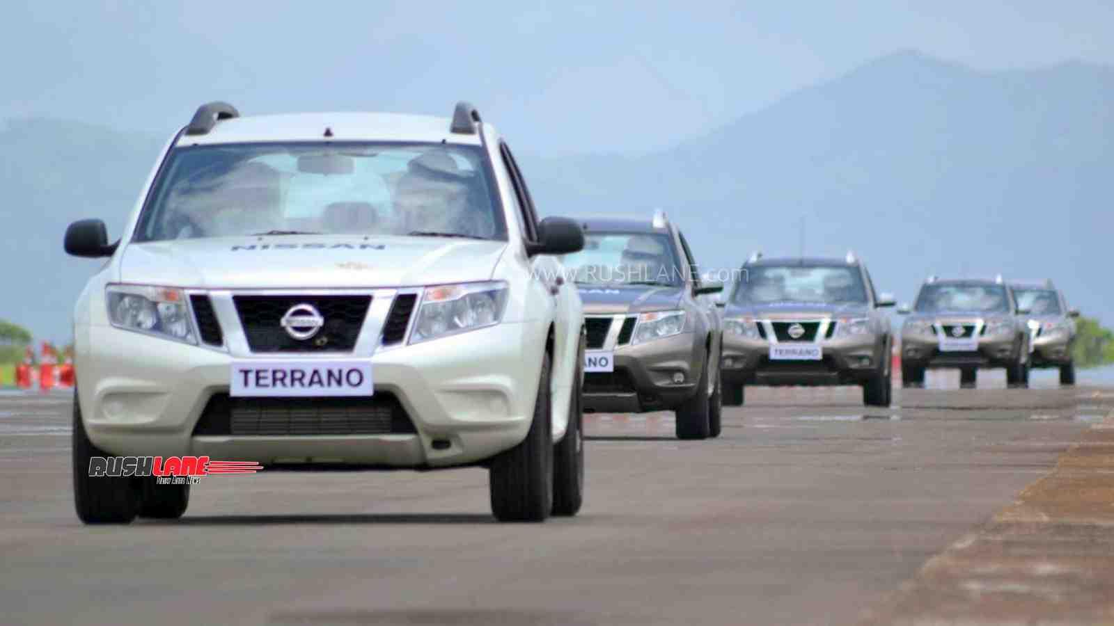 Nissan India sales