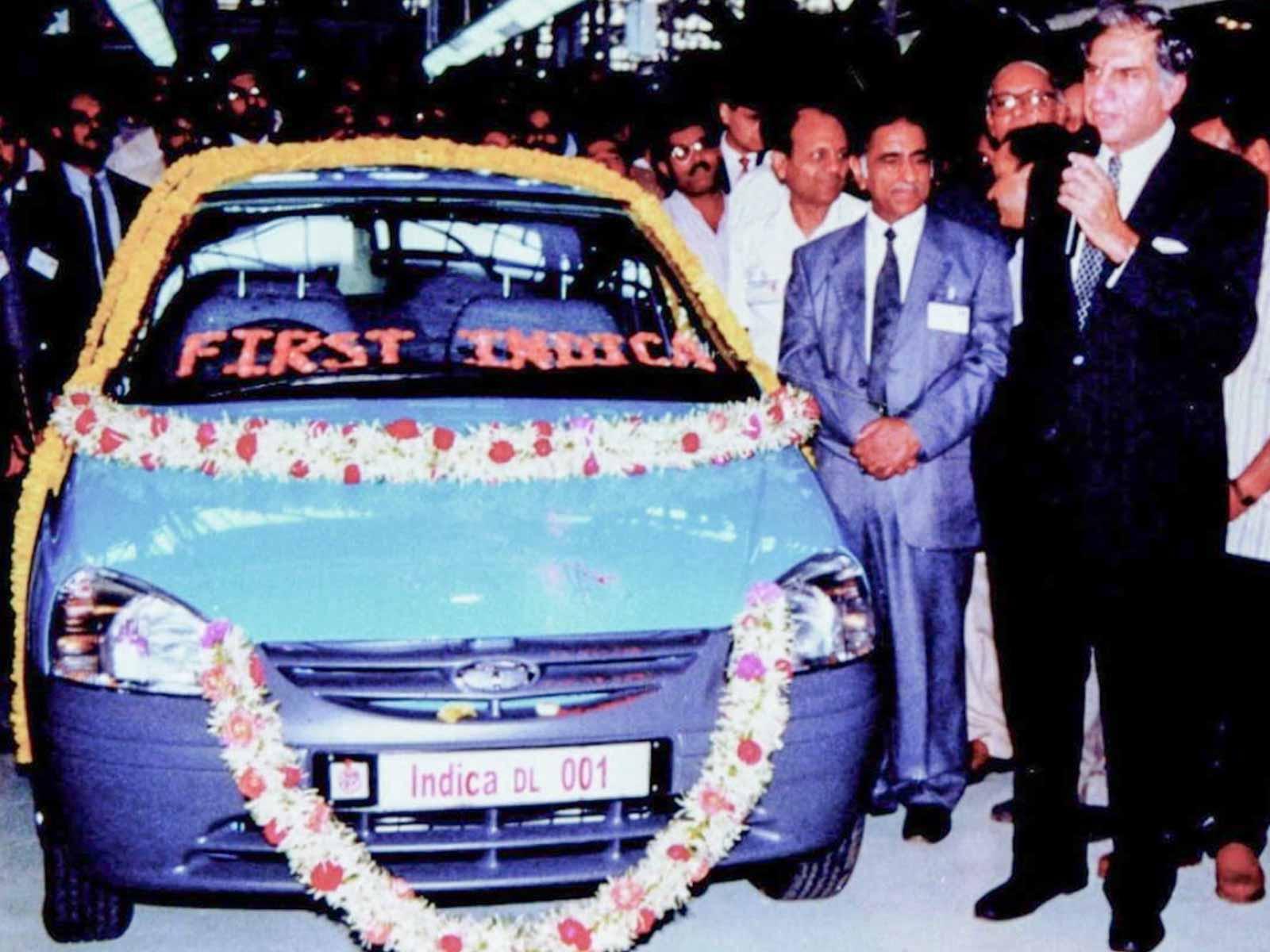 Ratan Tata Indica