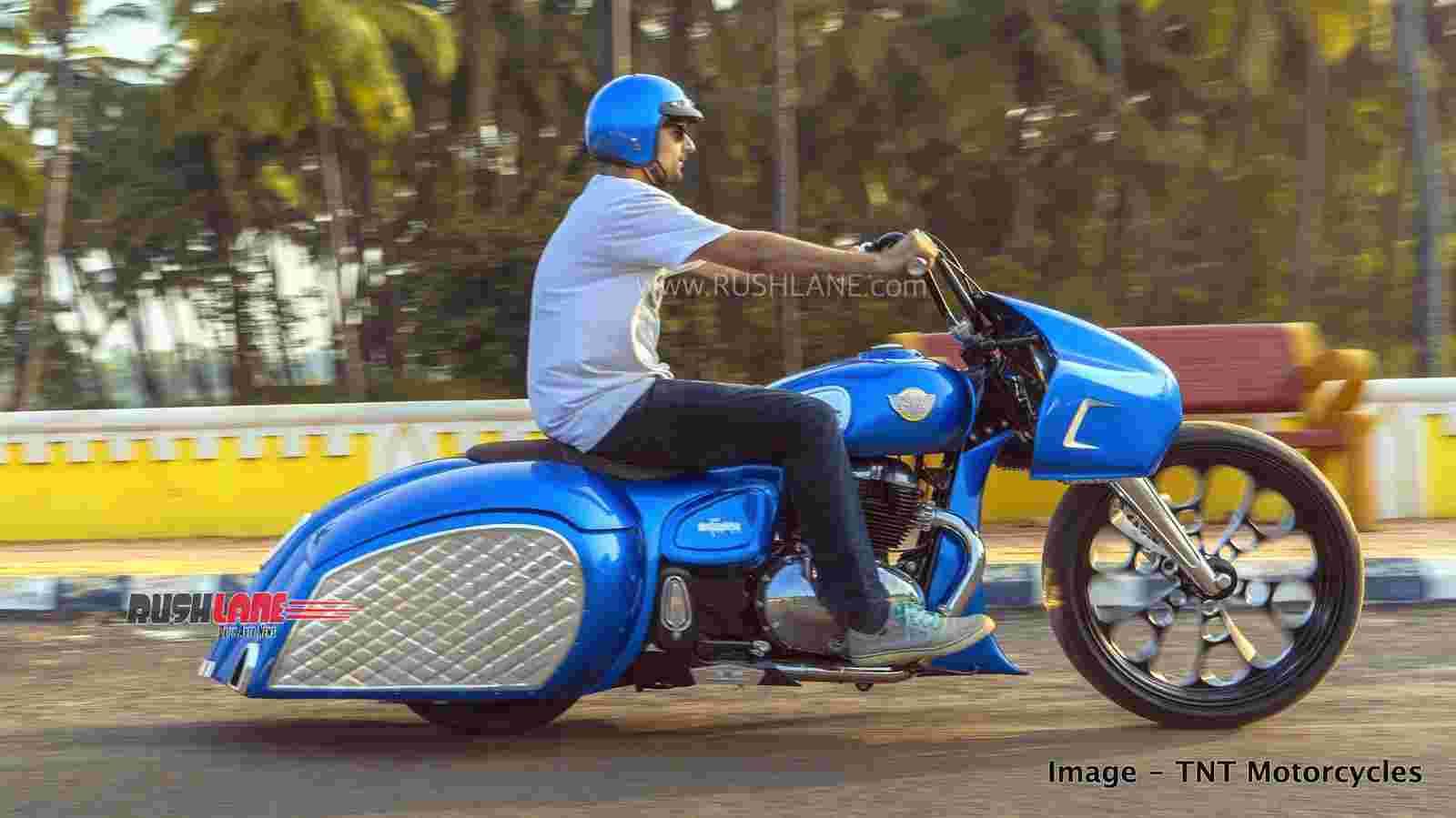 Royal Enfield 650cc Neelkantha