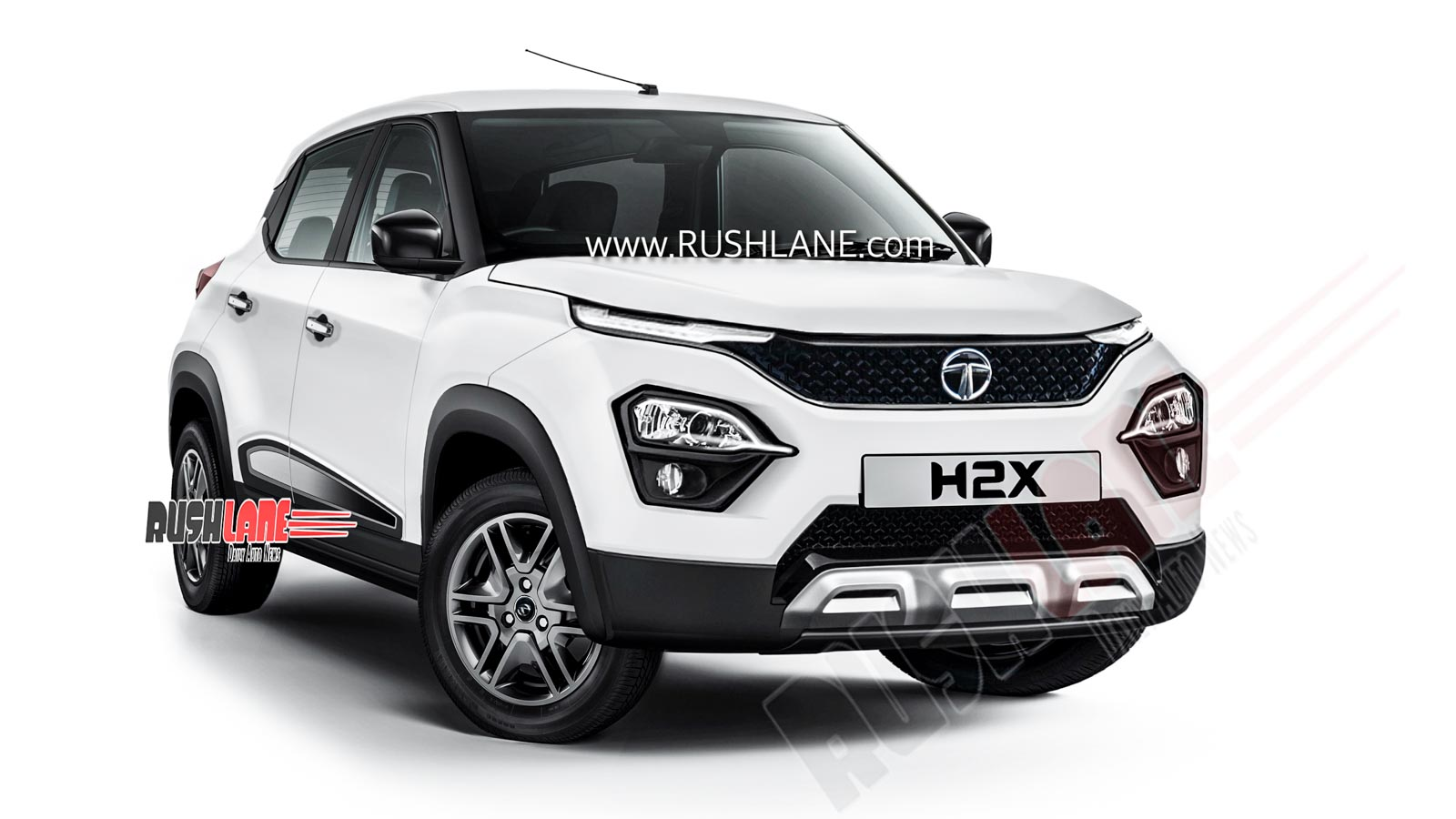 Tata H2X SUV launch