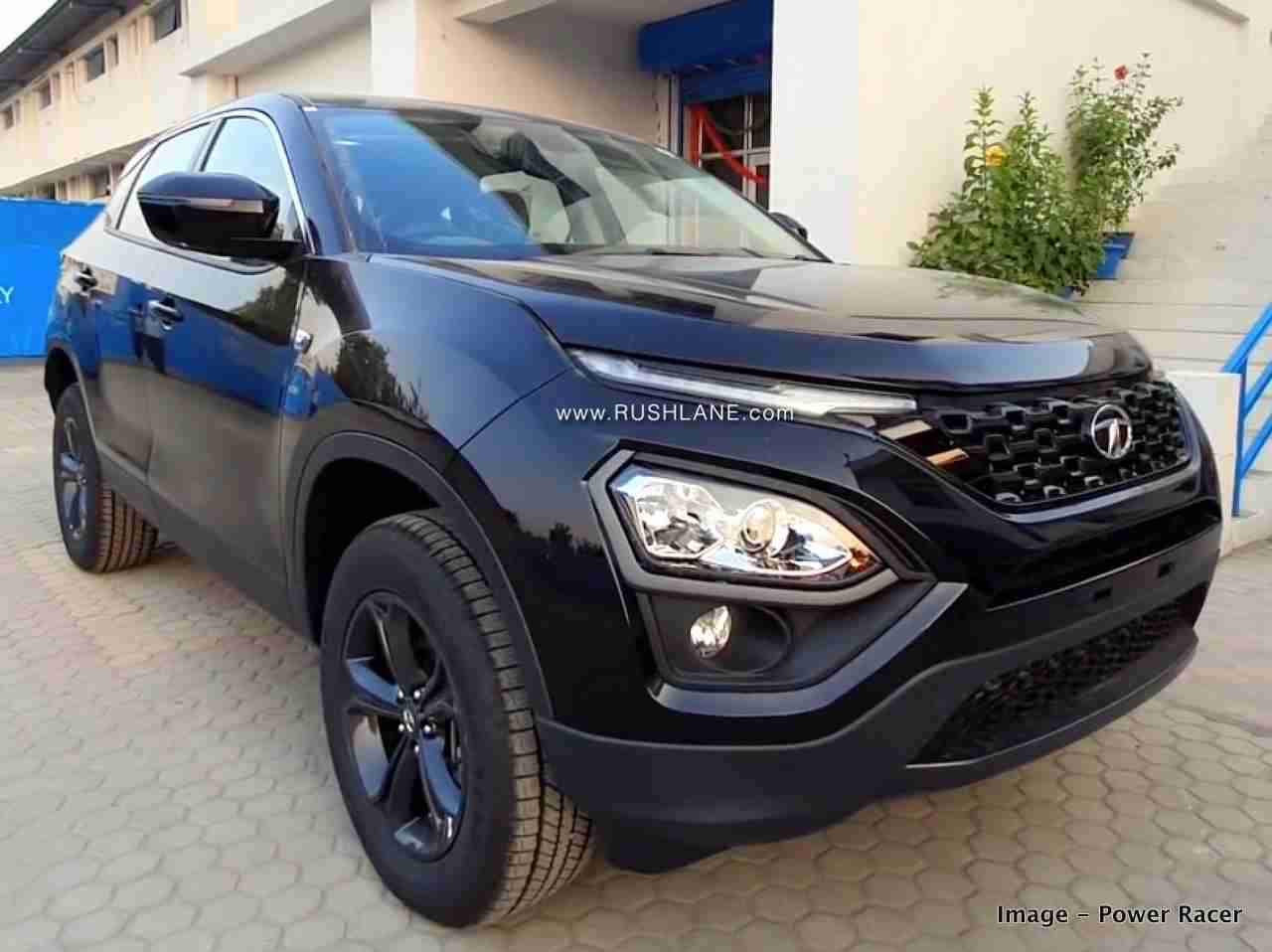 Tata harrier sales