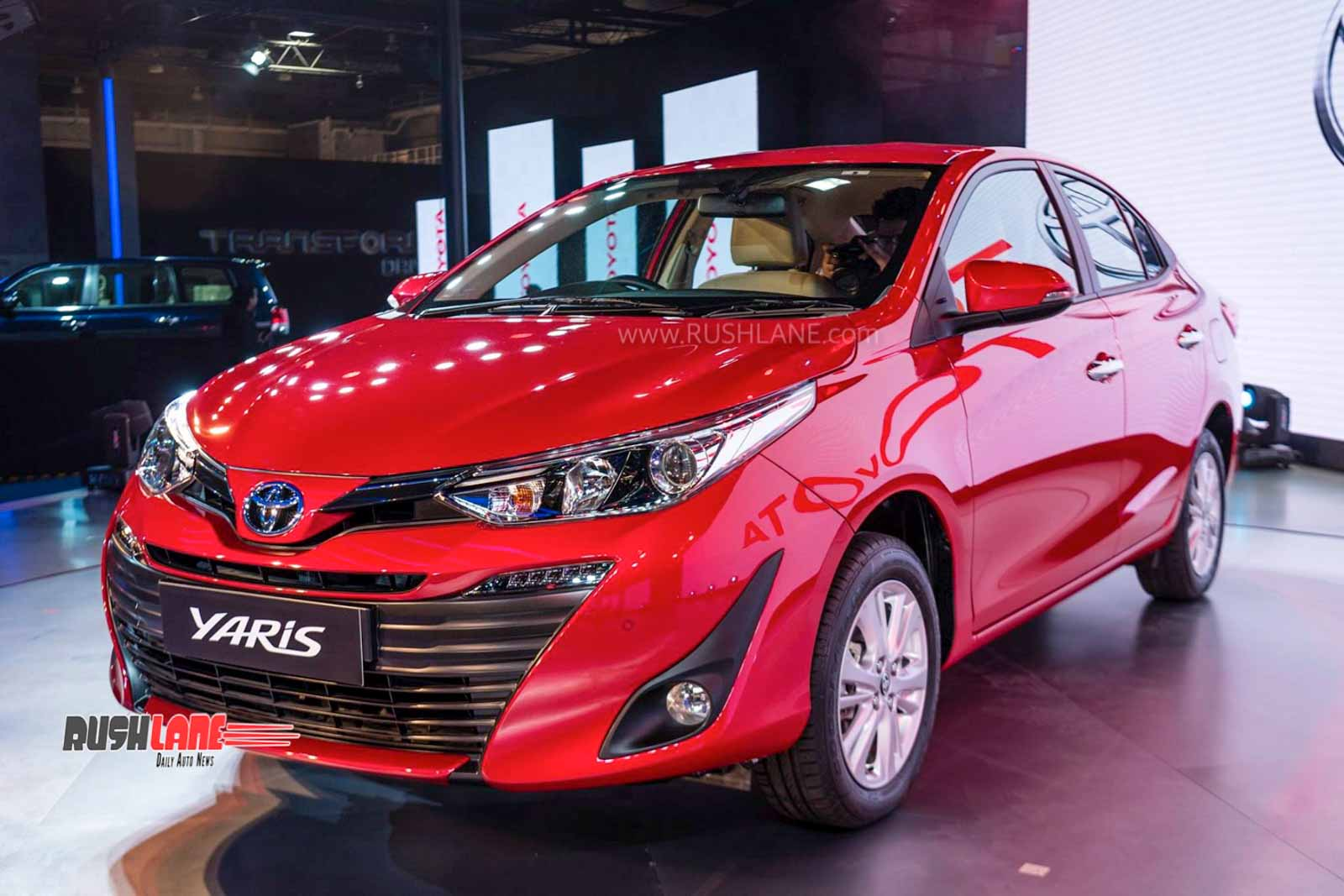 Toyota Yaris BS6 petrol