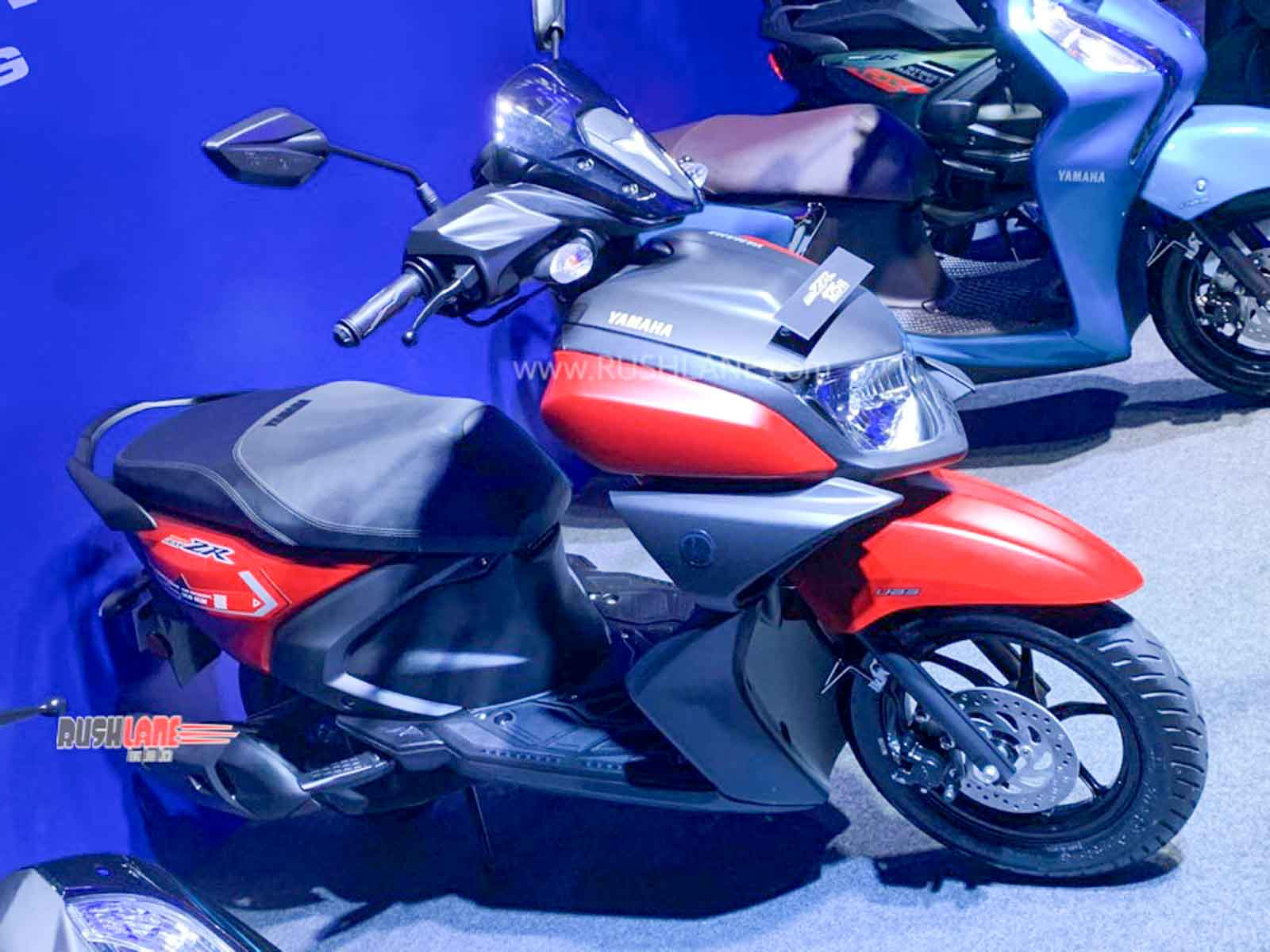 2020 Yamaha RayZR BS6 scooter