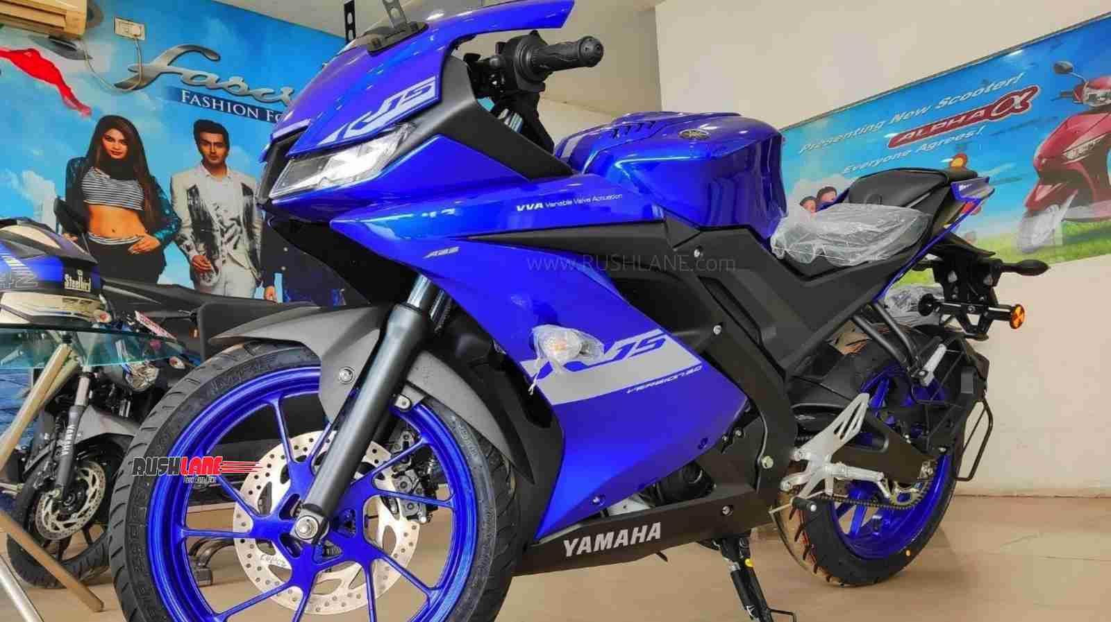 2020 Yamaha R15 V3 BS6