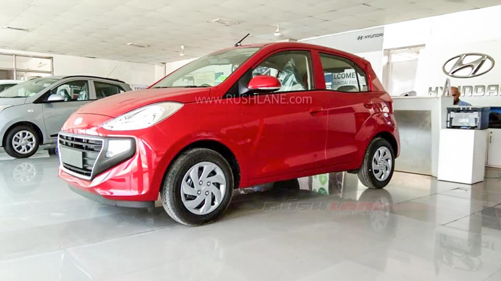 2020 Hyundai Santro BS6