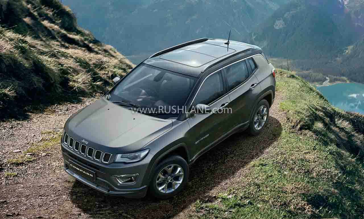 Jeep Compass diesel AT
