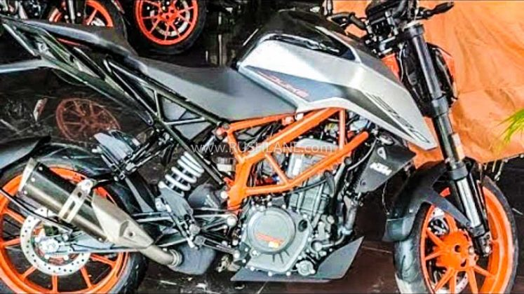 BS6 KTM Duke 390