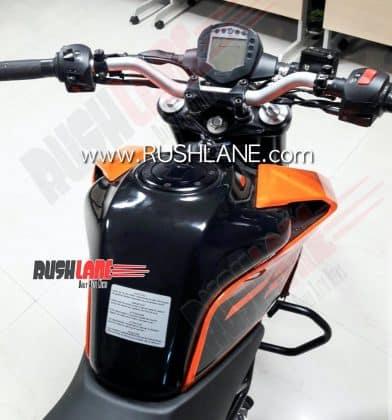 2020 KTM Duke 200 BS6