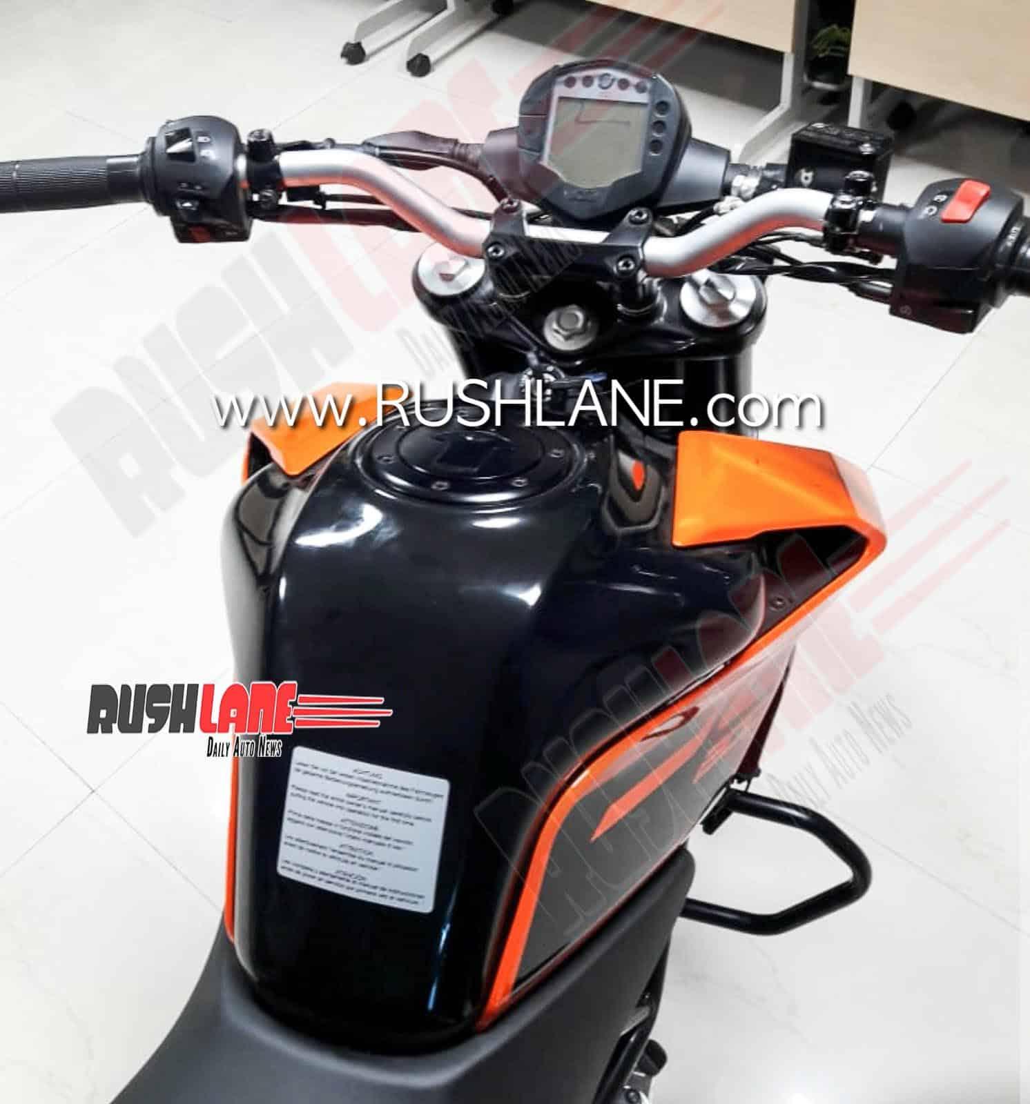 2020 Ktm Duke 200 Bs6 Gets All New Design Launch Soon