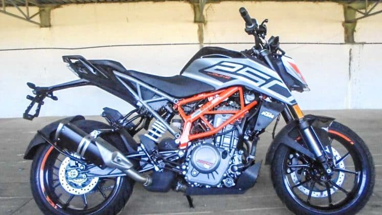 BS6 KTM Duke 250