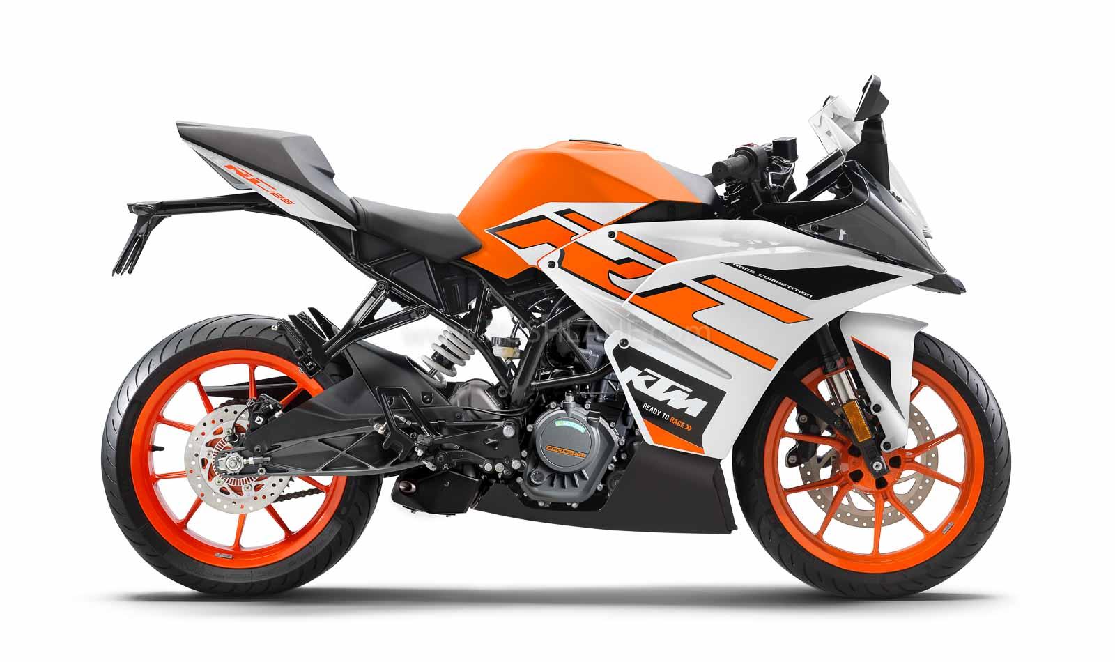 2020 KTM RC 125