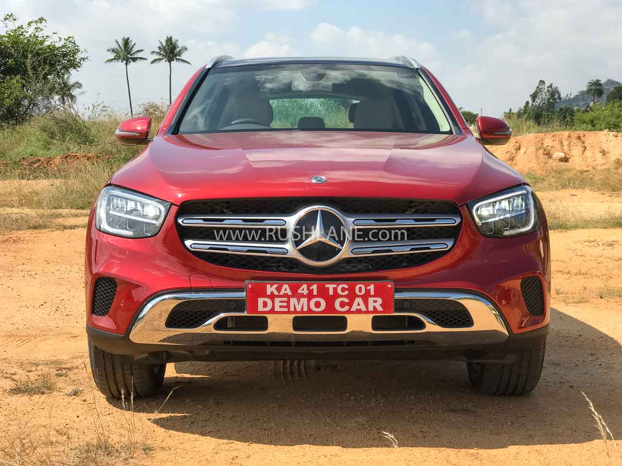 2020 Mercedes GLC facelift Review