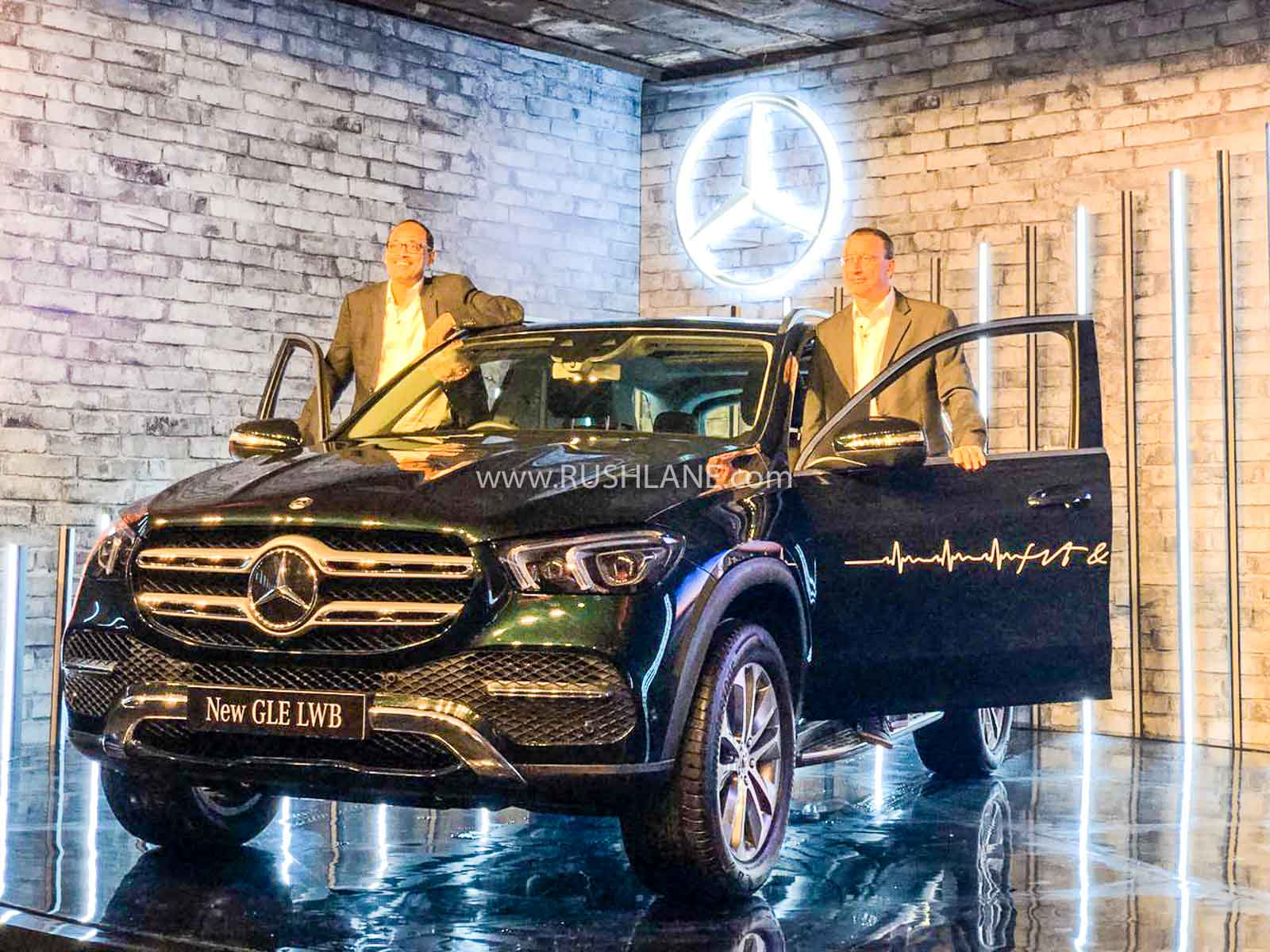 2020 Mercedes GLE SUV launched