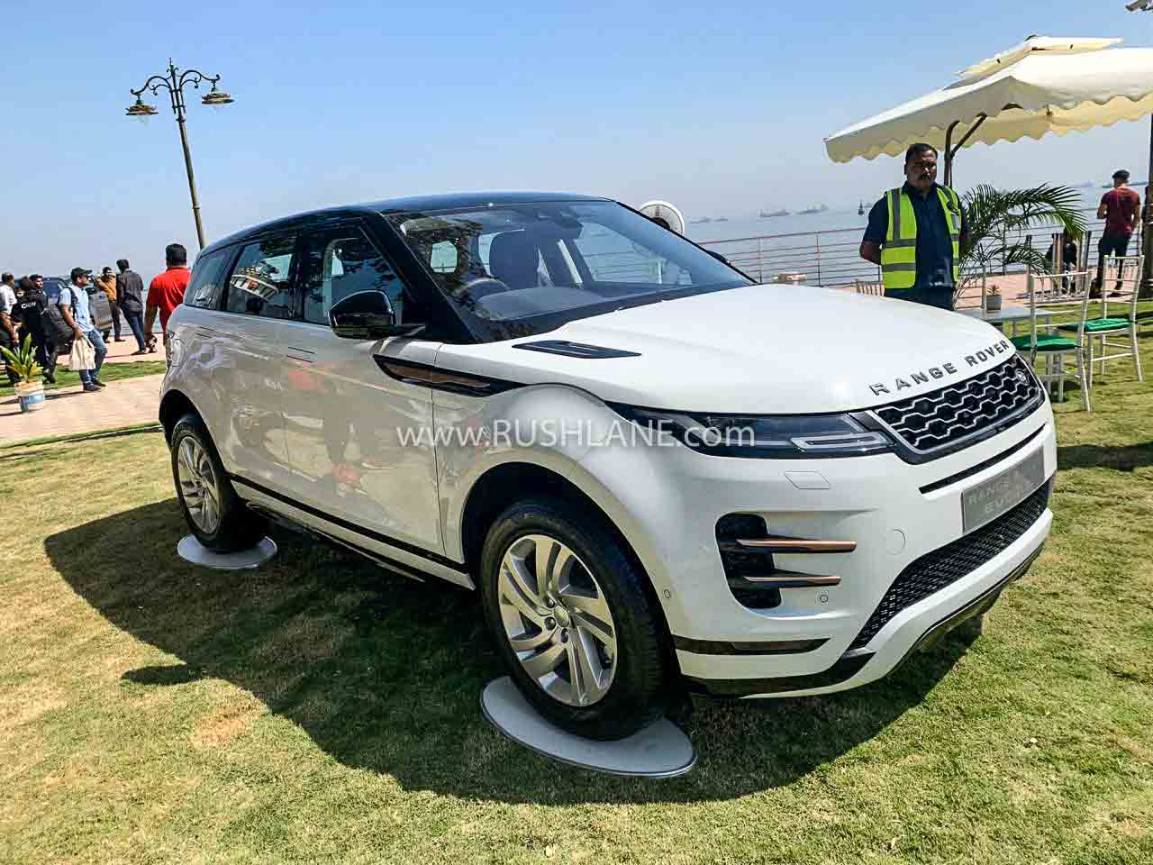 New gen Range Rover Evoque