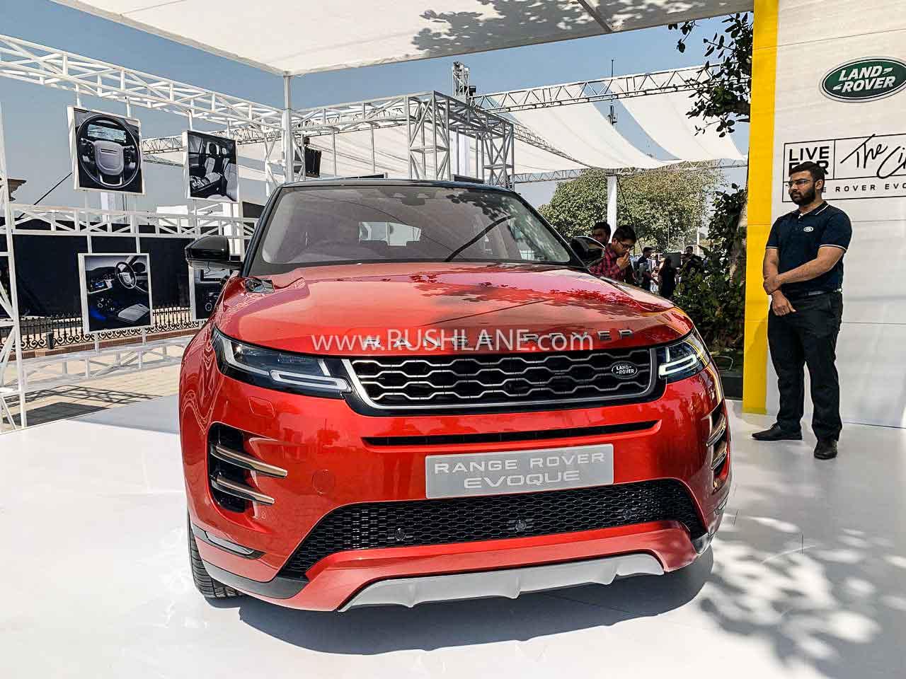 2020 Range Rover Evoque BS6