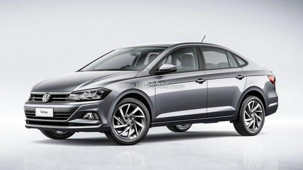 2020 Volkswagen Virtus