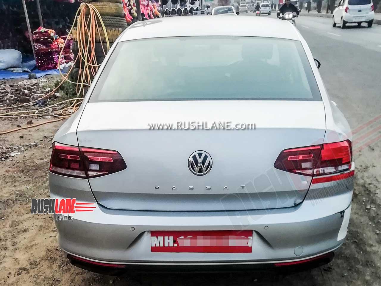 2020 VW Passat facelift