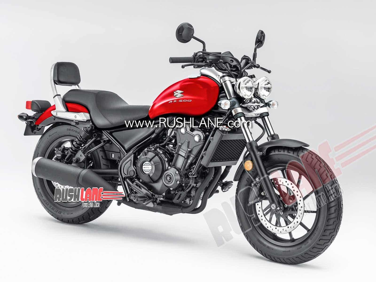 Bajaj Triumph 700 launch