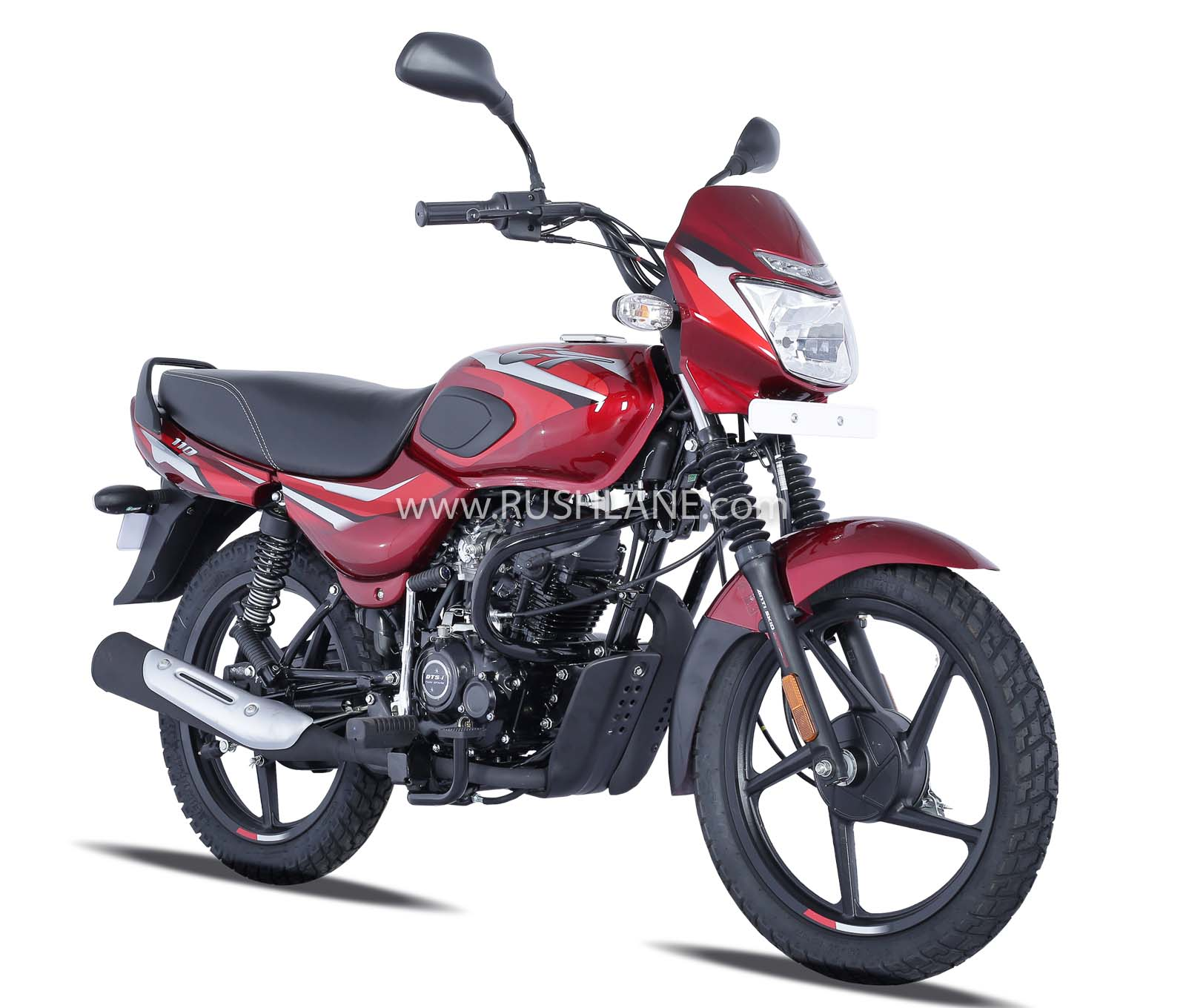 Bajaj CT 110 BS6