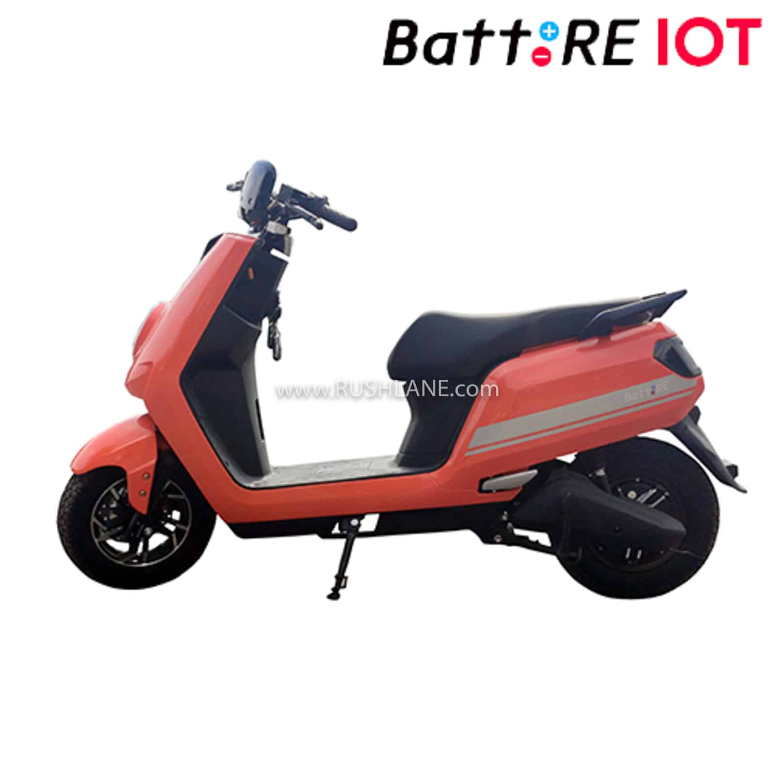 BattRE electric scooter with Internet - Launch price Rs 80k