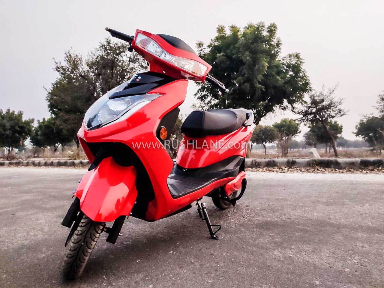 Battre LOEV electric scooter