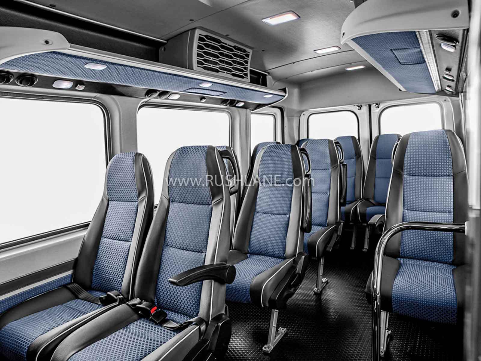 Force Motors electric bus