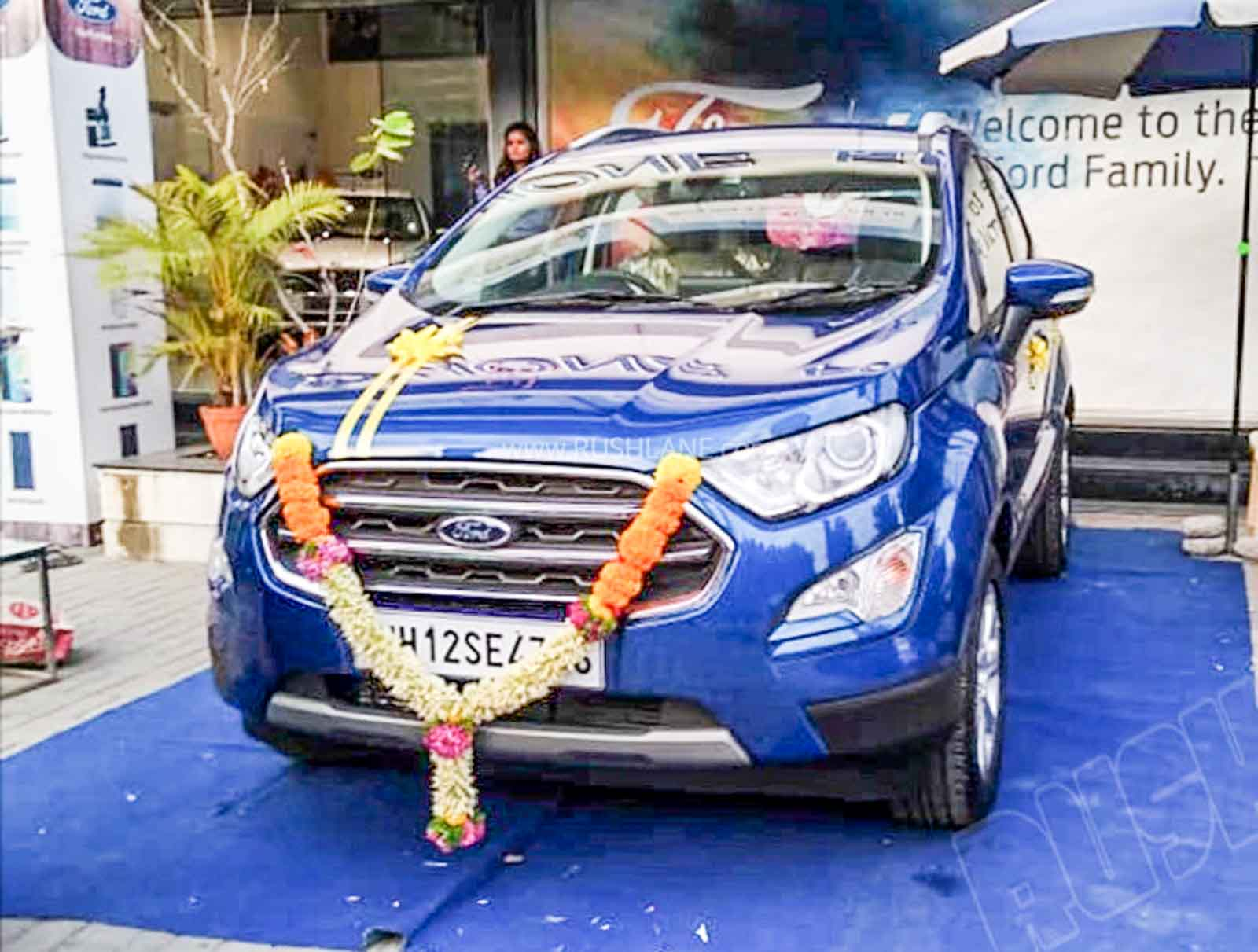 Ford EcoSport sales decline