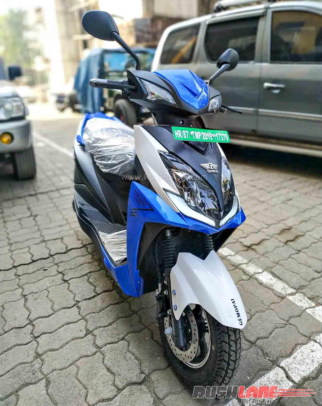Gemopai electric scooter review
