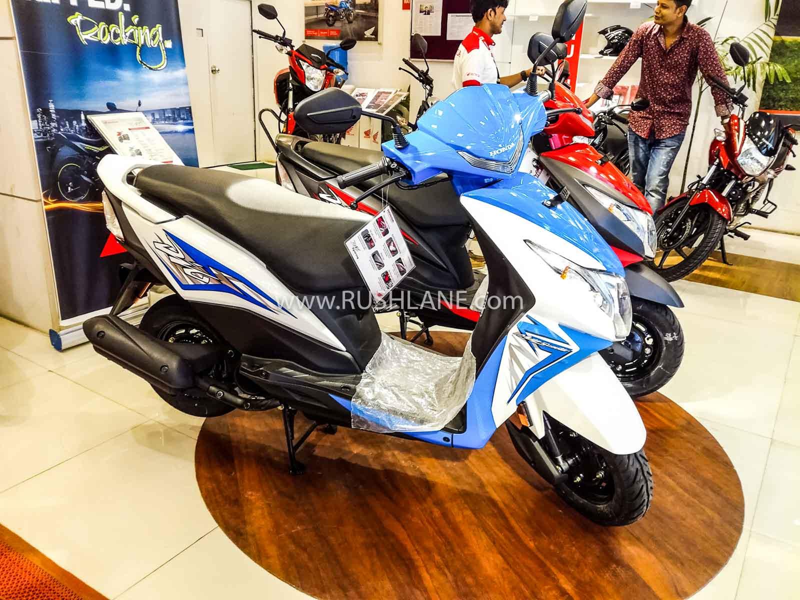Honda Dio exports