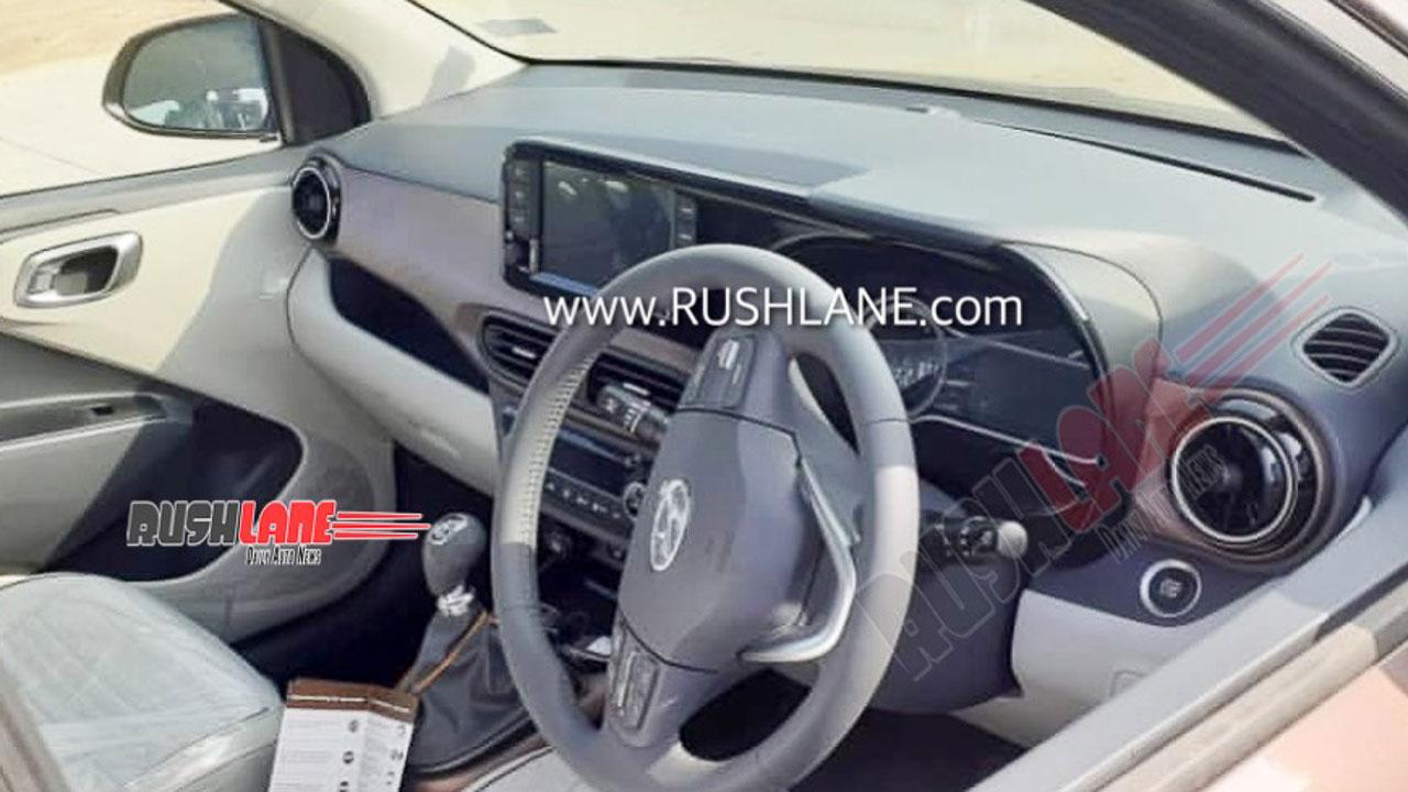 2020 Hyundai Aura