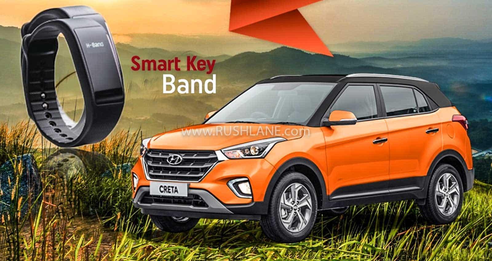 Hyundai Smart Key Band