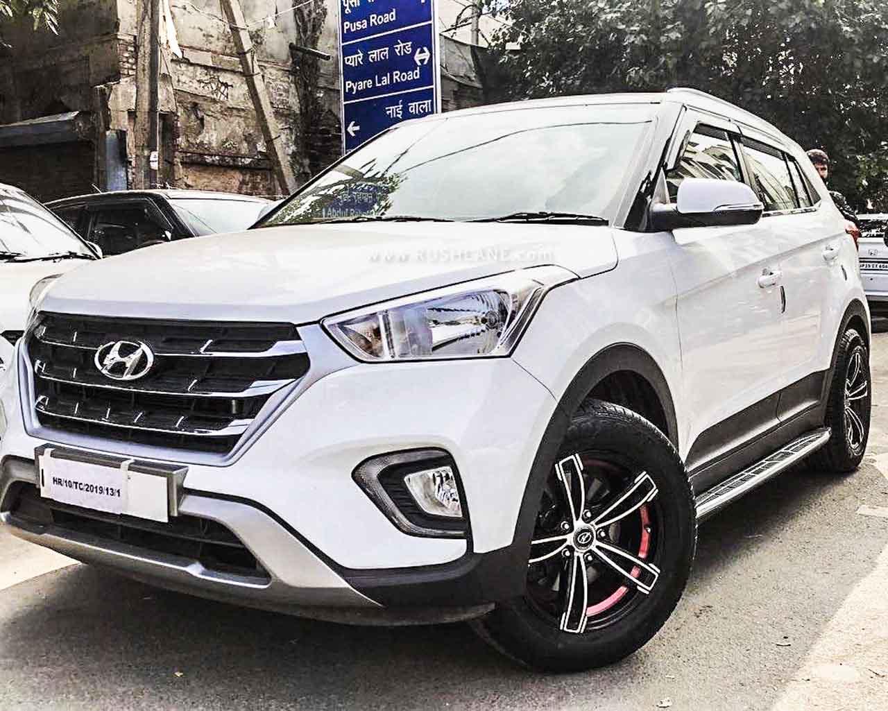Hyundai Creta top sales Dec 2019