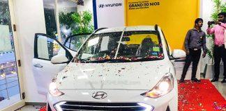 Hyundai Grand i10 NIOS CNG launch